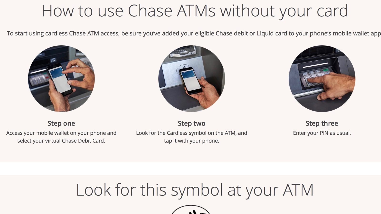 Chase cardless Apple Pay support now live at nearly 16,000 ATMs