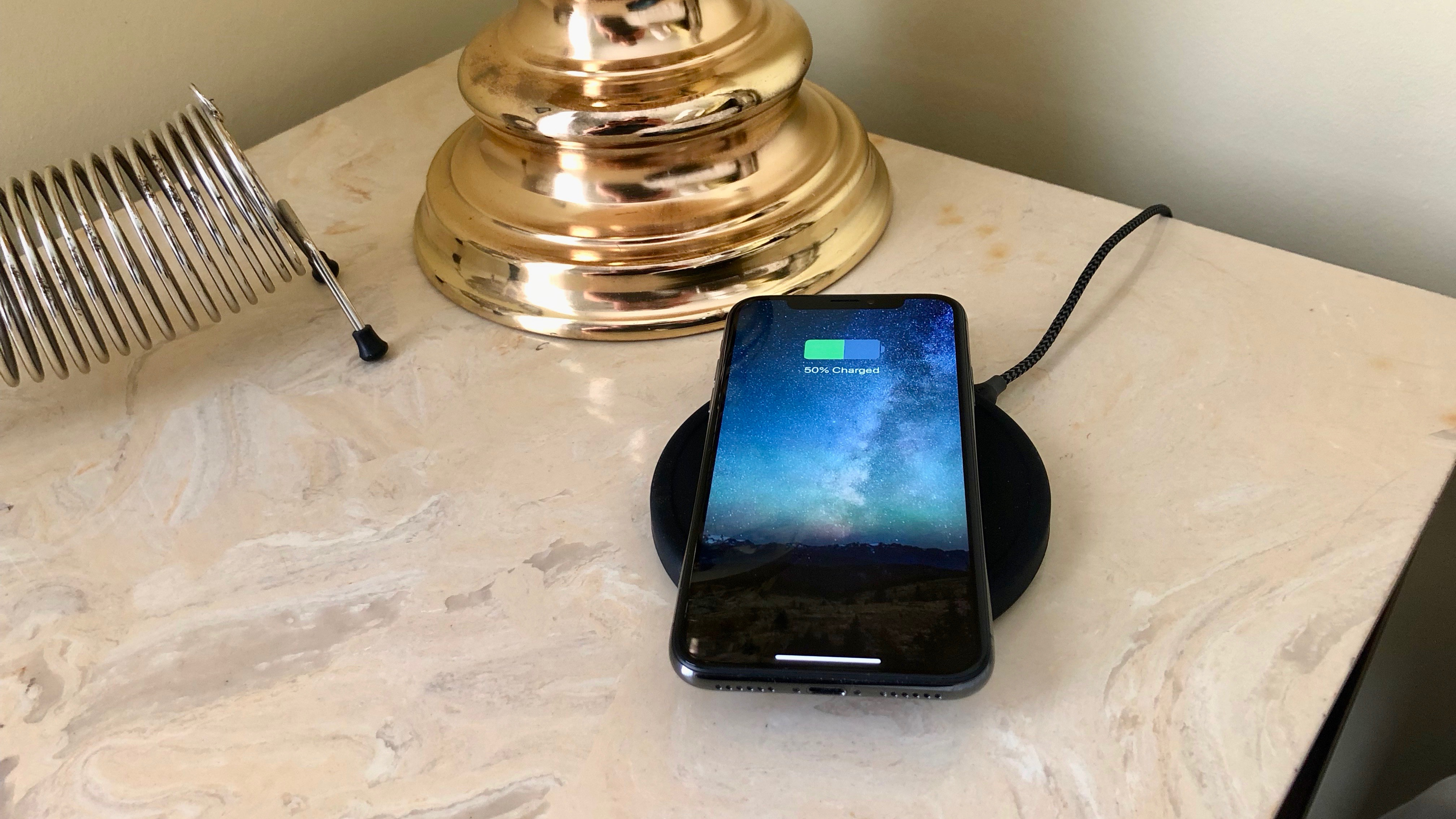 Hands-on with ElevationLab's distraction-free NightPad wireless charger for iPhone