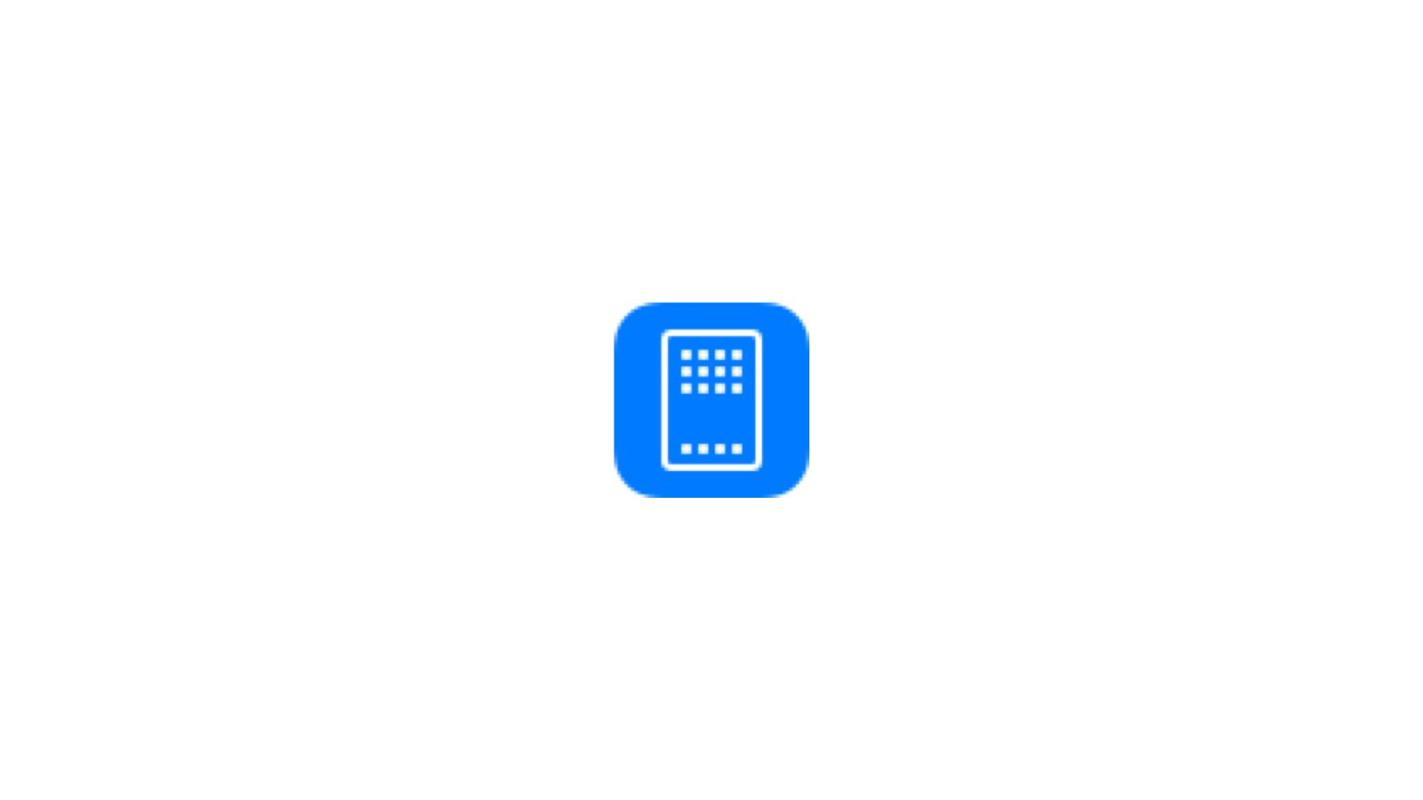 Icon Found In Ios 12 Shows Ipad With Thin Bezels No Home Button Or