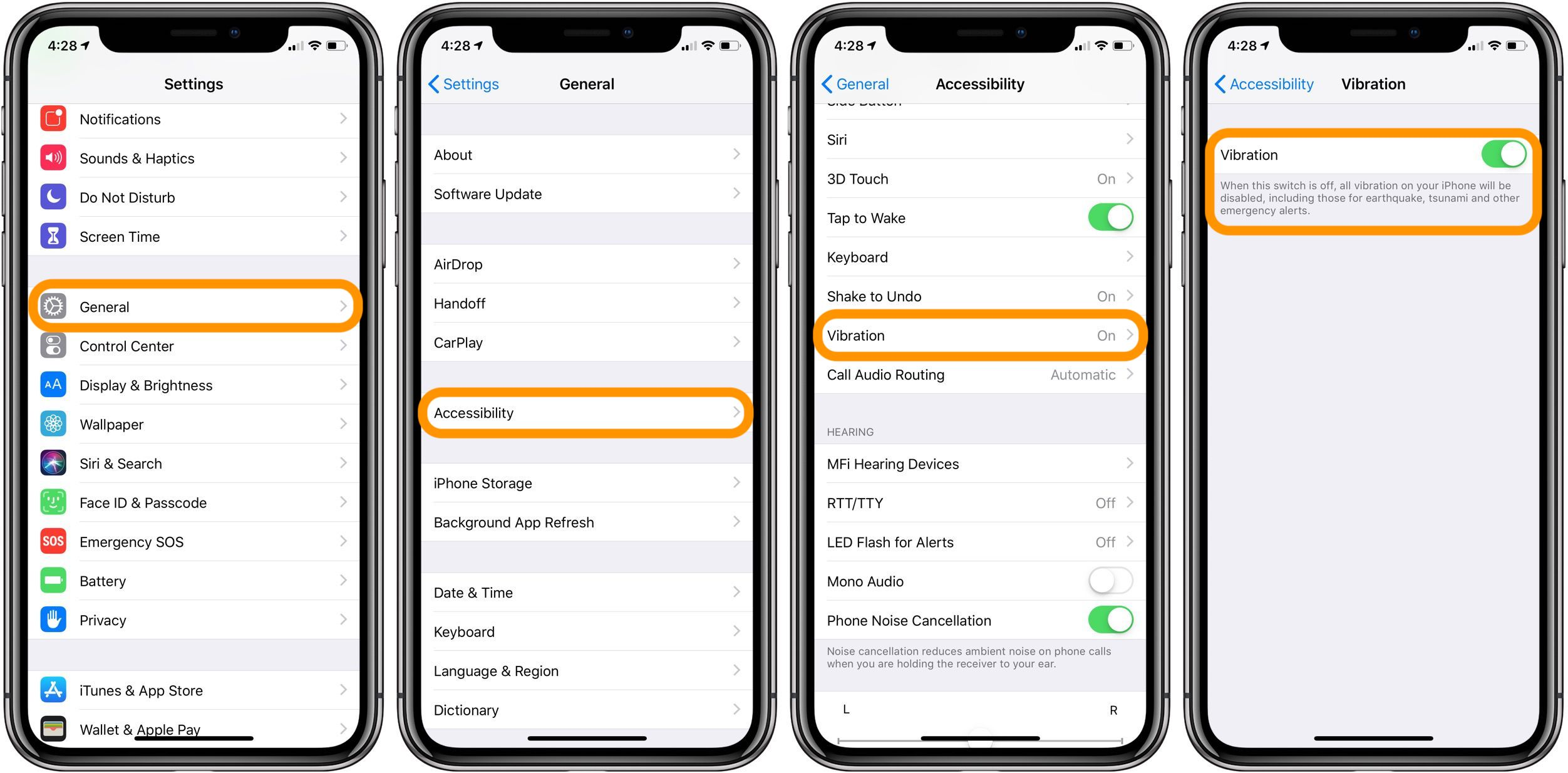 iPhone: How to customize system vibrations and haptic