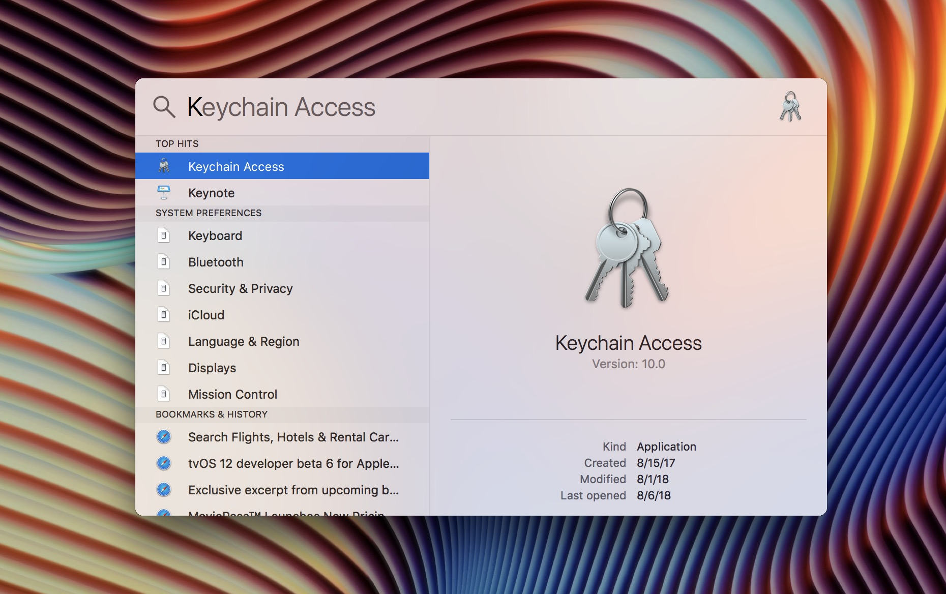 Mac: How to see Wi-Fi passwords for networks you've connected to