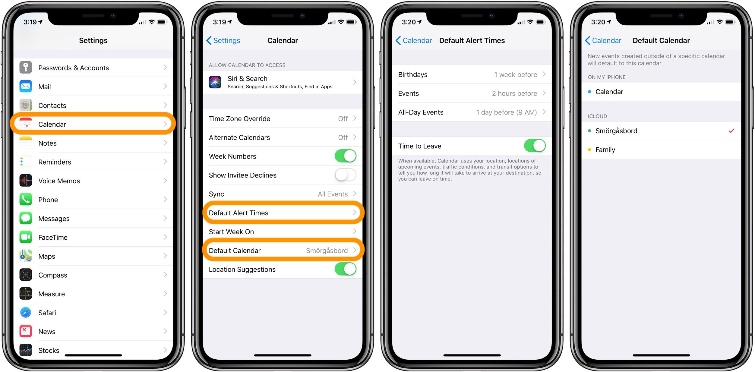 iPhone & iPad: How to customize calendar settings - 9to5Mac