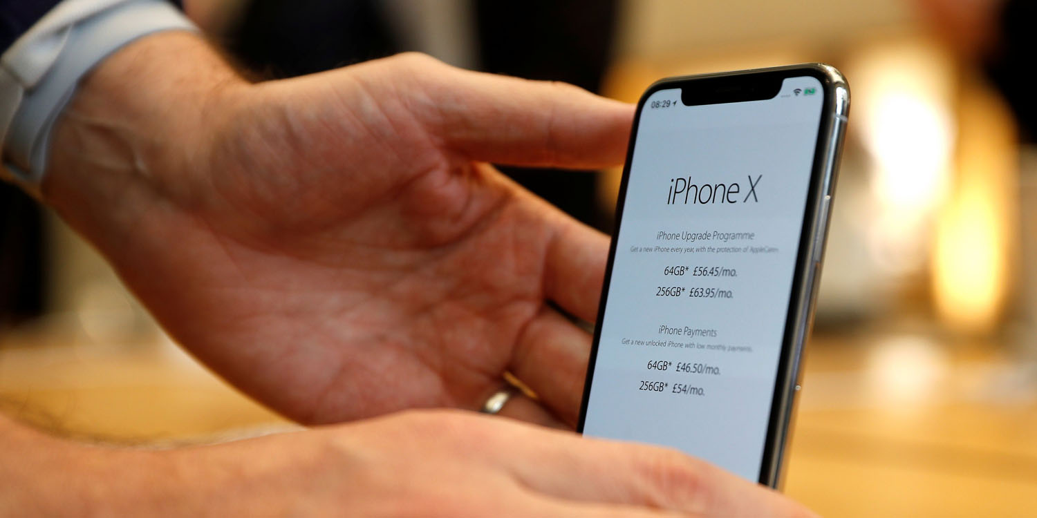 no end in sight to rising smartphone pricing say analysts following iphone x precedent