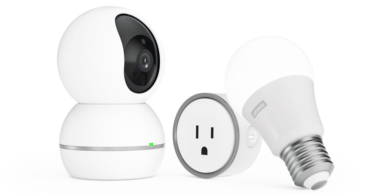HomeKit devices getting more affordable as Lenovo announces Smart Home Essentials line