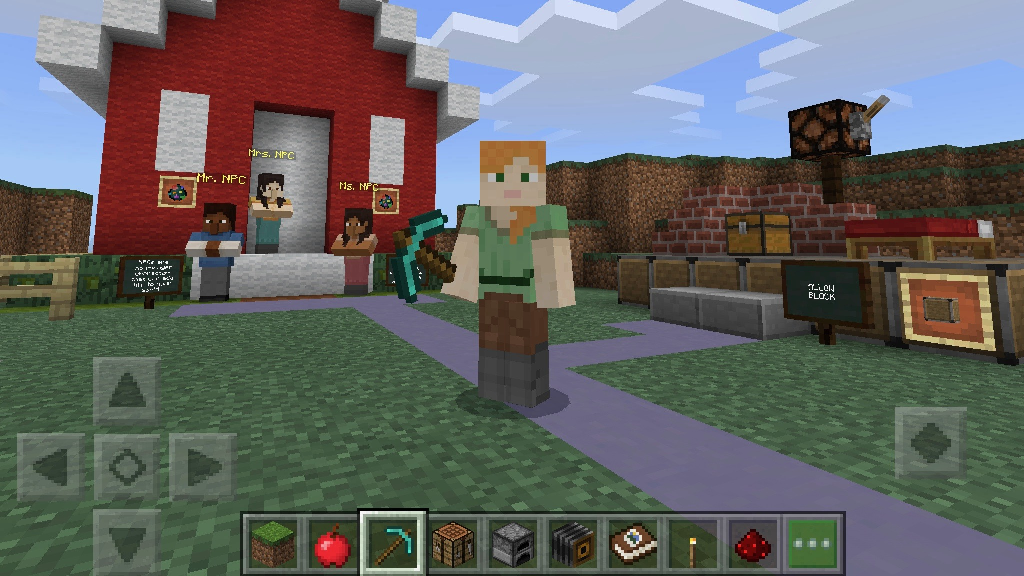 Minecraft: Education Edition now available for iPad on the App Store