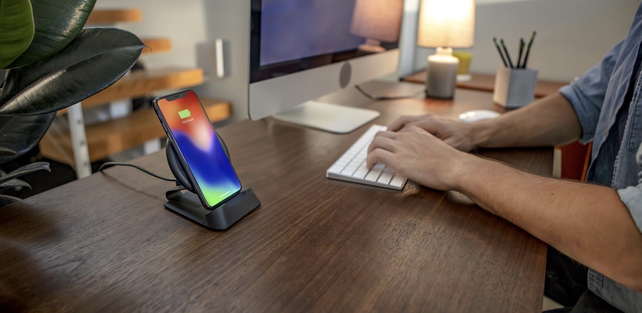 Mophie announces four new Qi wireless 'charge stream