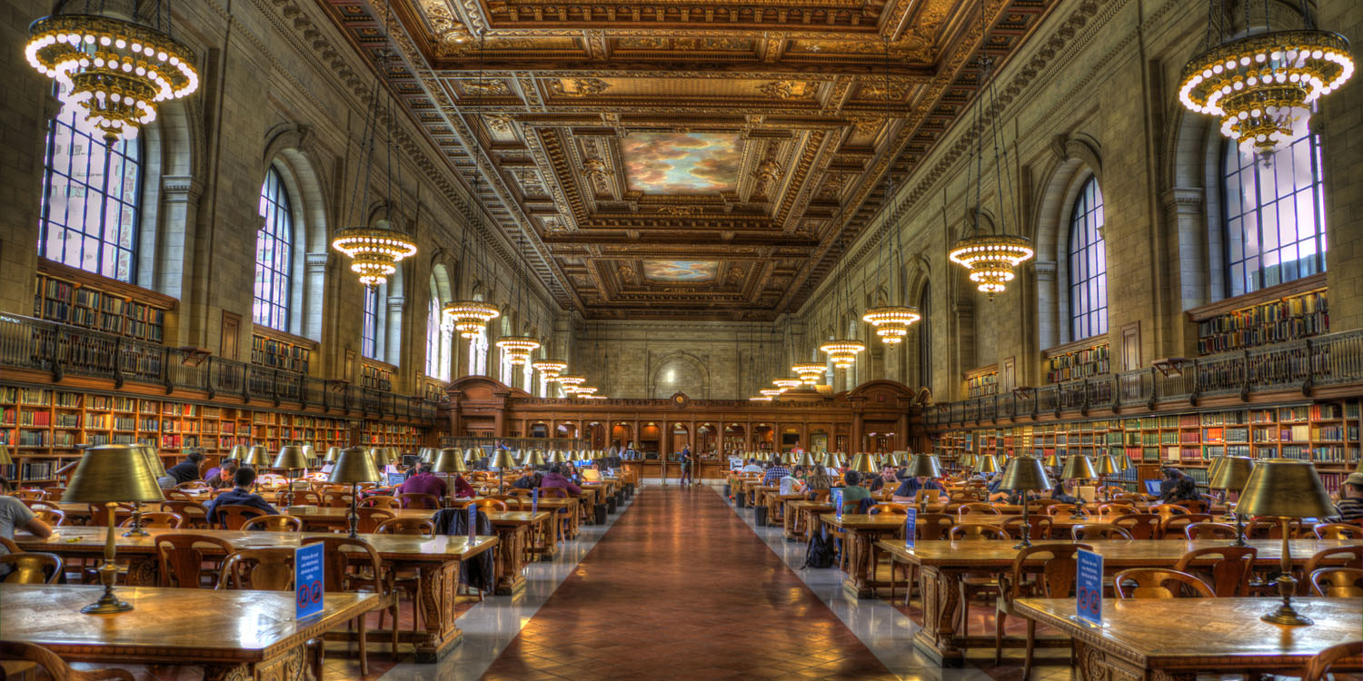 New York Public Library Is Turning The Instagram App Into