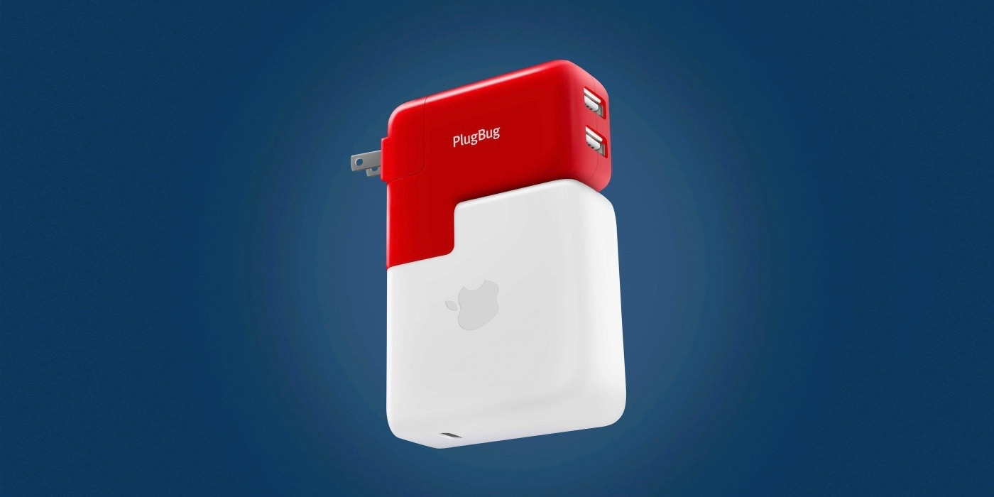 Twelve South launches PlugBug Duo, charges two devices in addition to your MacBook