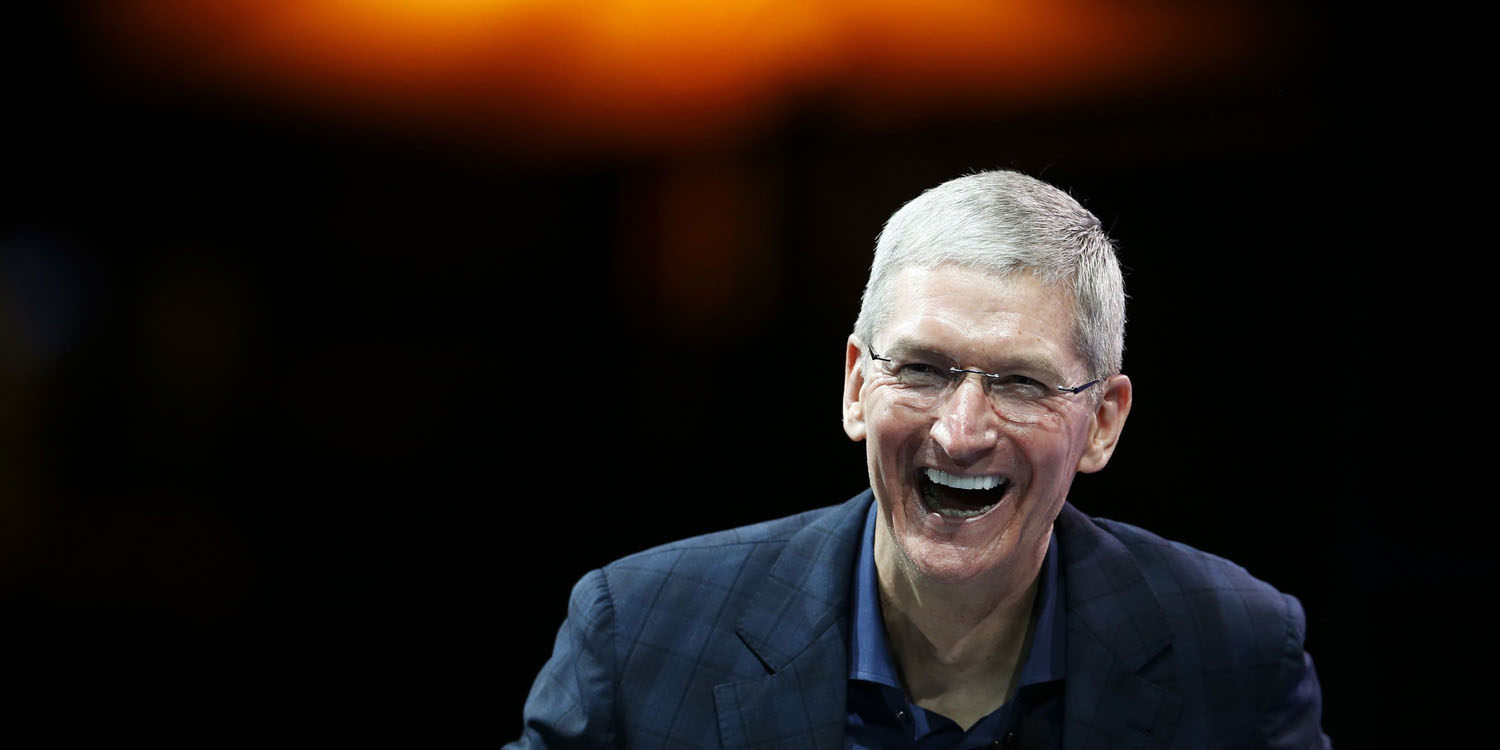 photo of Tim Cook explains how Apple's acquisition strategy differs from other big tech companies image