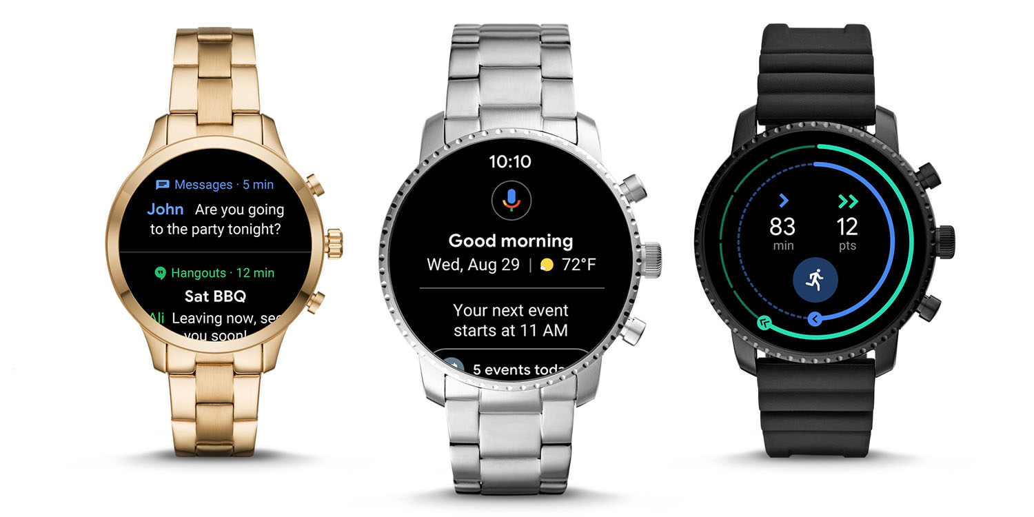 Comment: Wear OS revamp shows why Apple was right to choose a rectangular Watch face