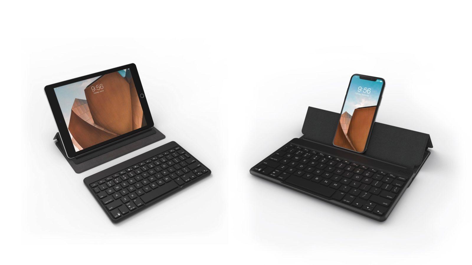 Zagg unveils new 'flex' versatile keyboard for iPhone, iPad, Apple TV, more
