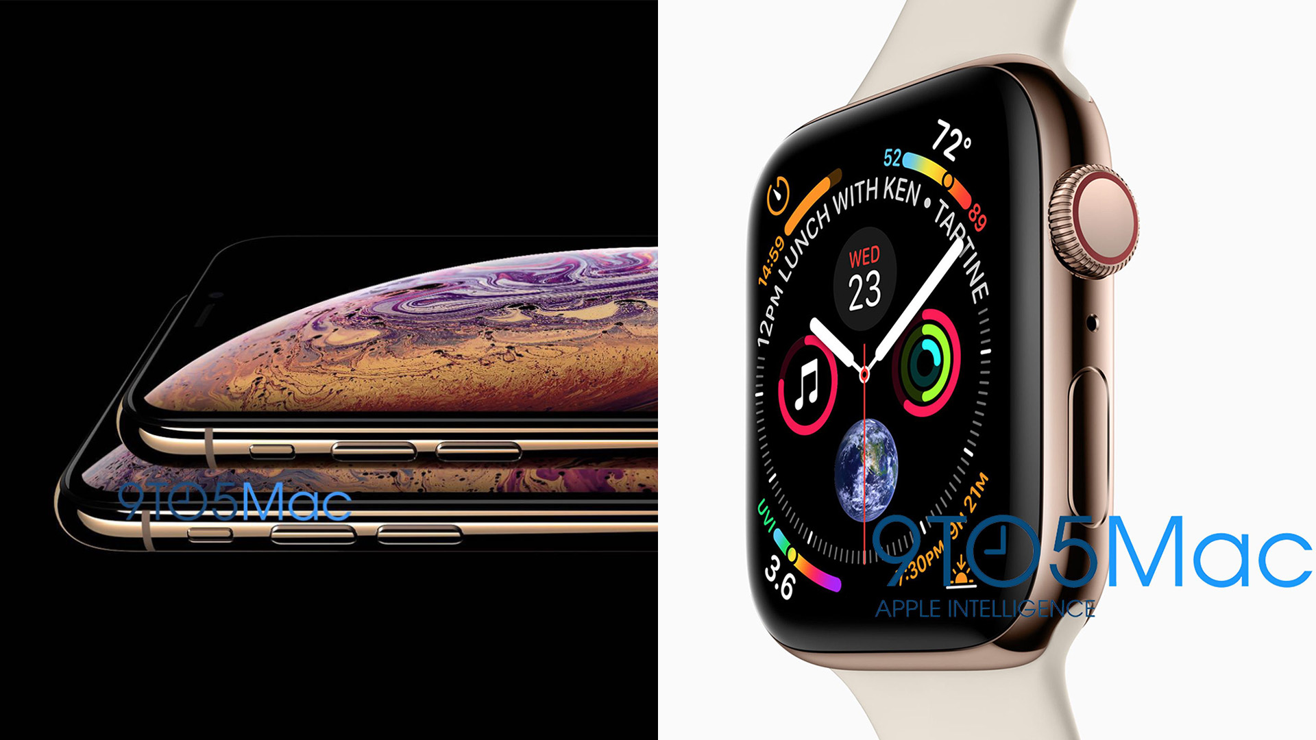 apple event news hub iphone xs xr xs max apple watch series 4 much more