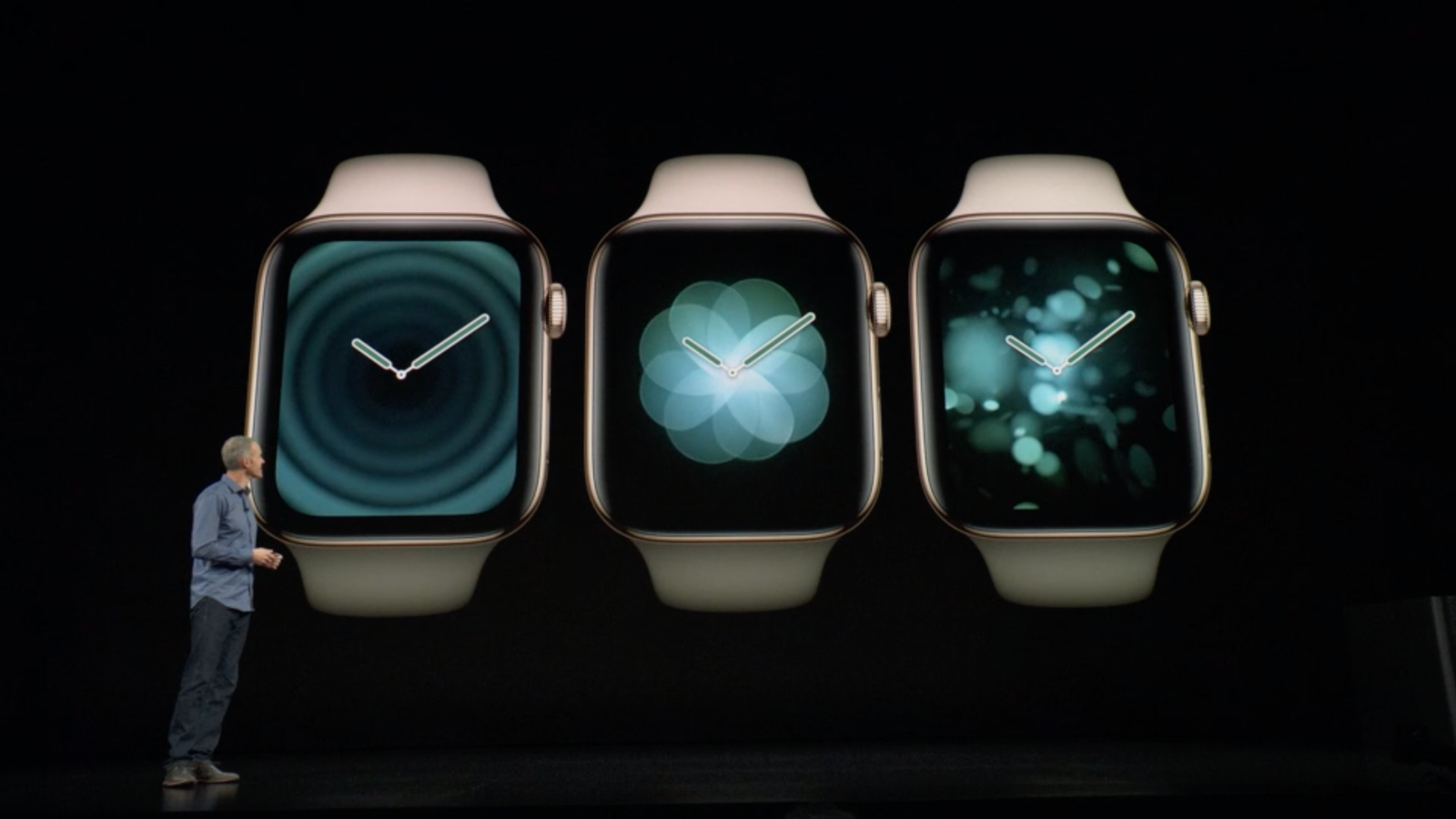 here are four new watch faces coming to existing apple watches with watchos 5 gallery