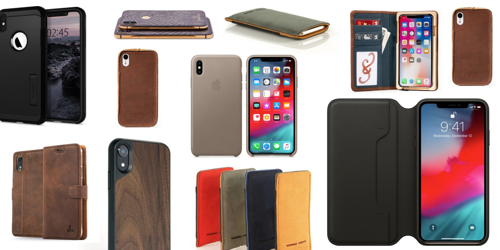 new products a88e8 a4c26 Best new iPhone XS, XS Max and XR cases available now - 9to5Mac