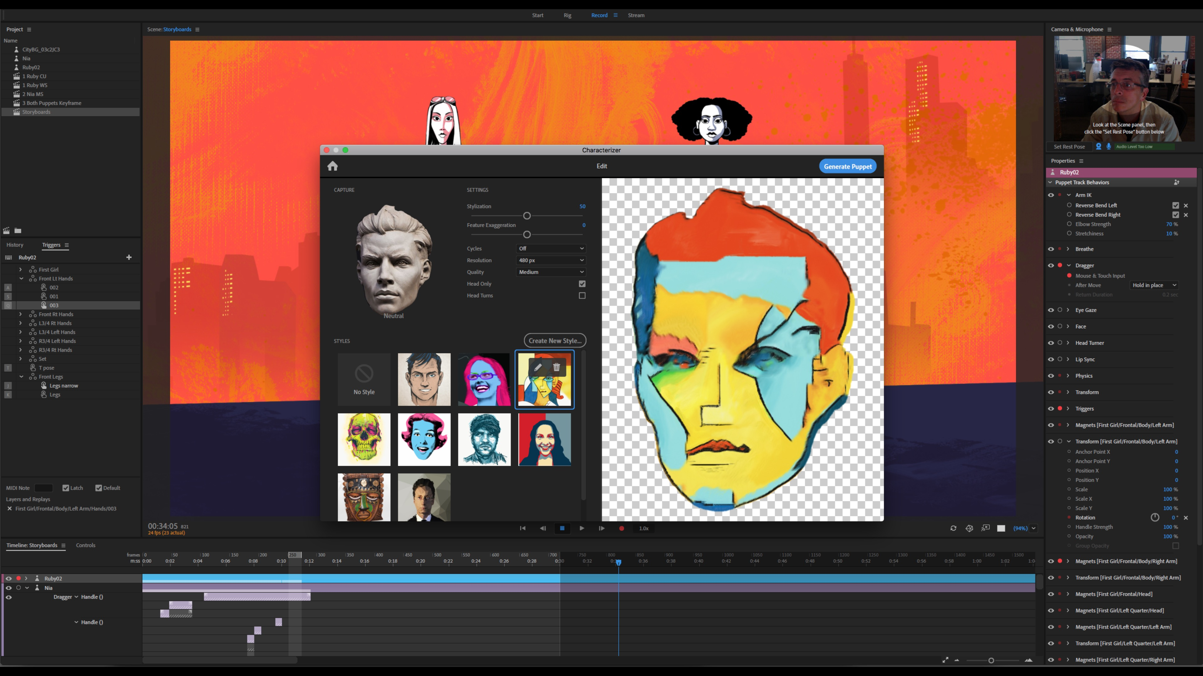 adobe announces new animation color audio cleanup tools coming to creative cloud video apps