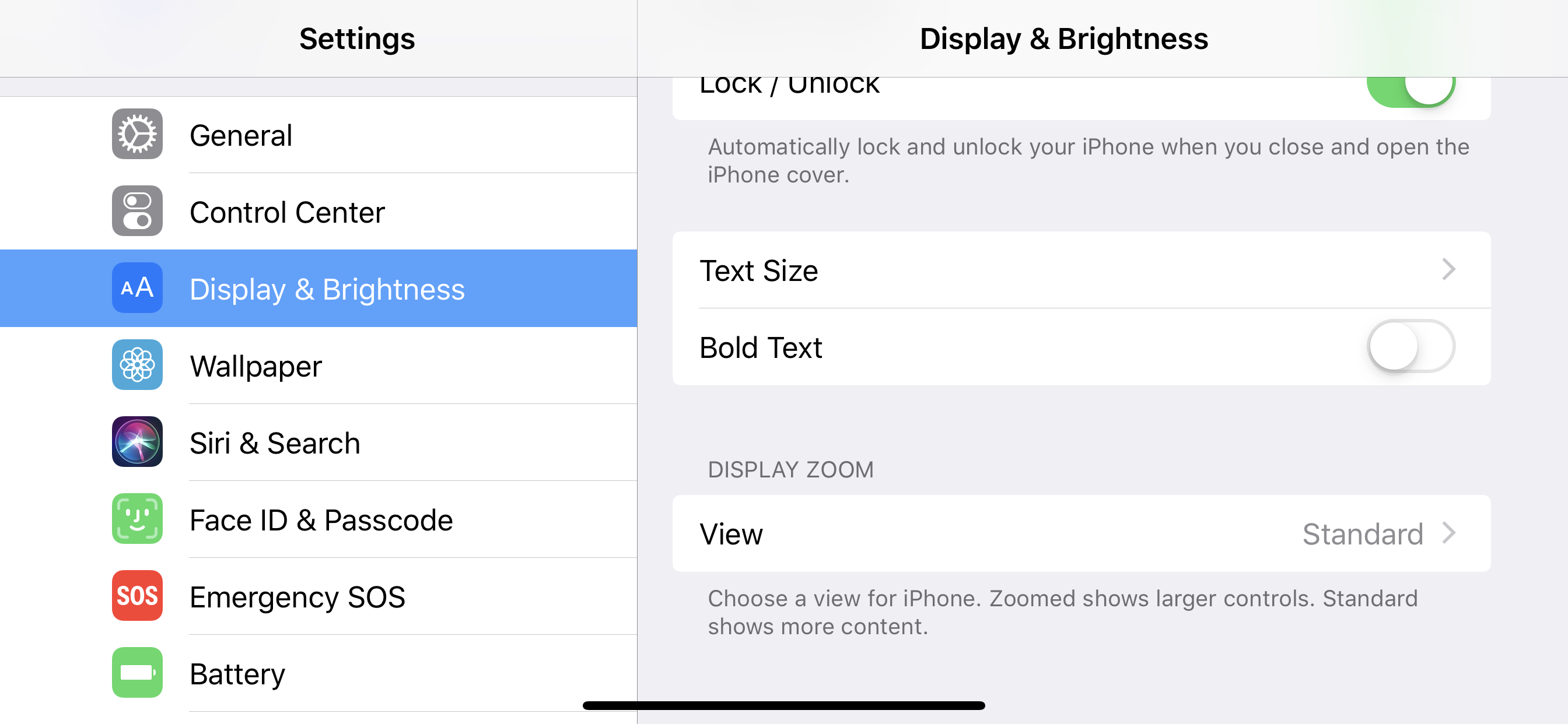 online store 9bd32 c1fff iPhone XS Max includes Display Zoom accessibility feature unlike iPhone X  and XS