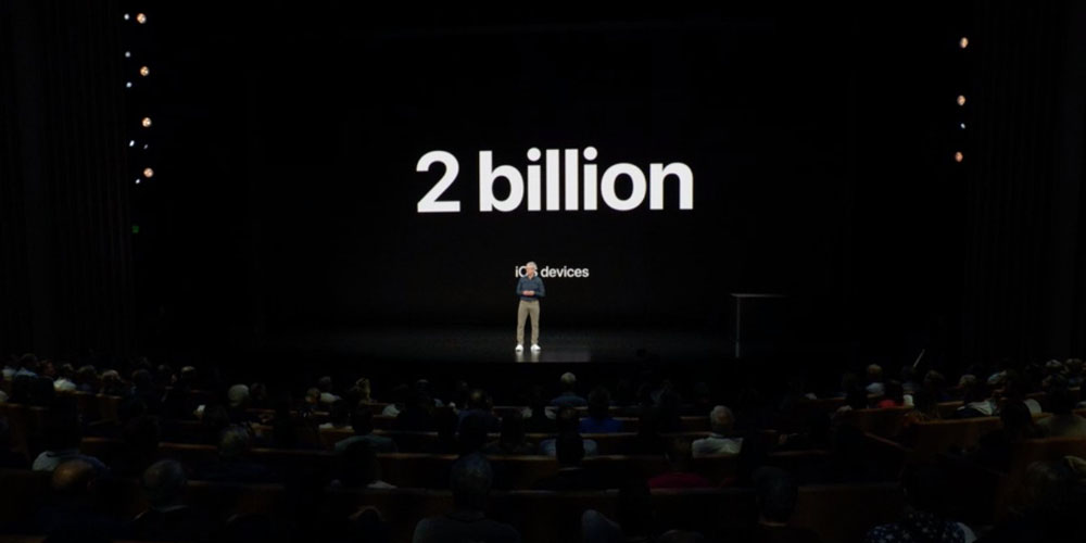 apple about to ship two billionth ios device