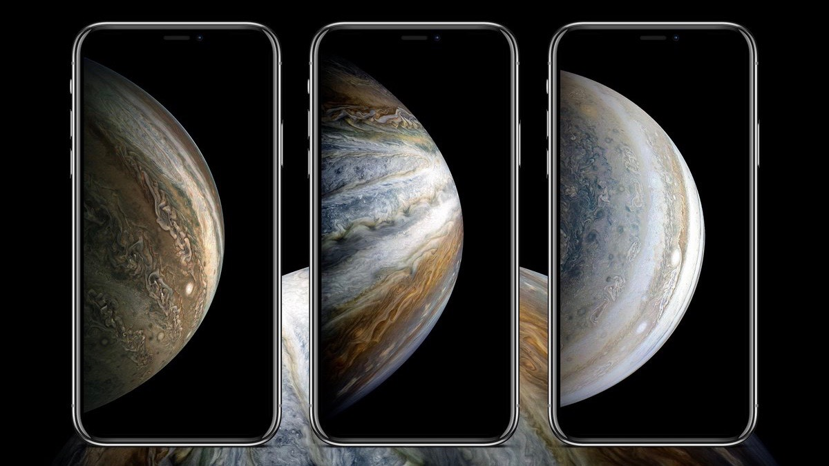 Download These Iphone Xs Inspired Space Theme Wallpapers