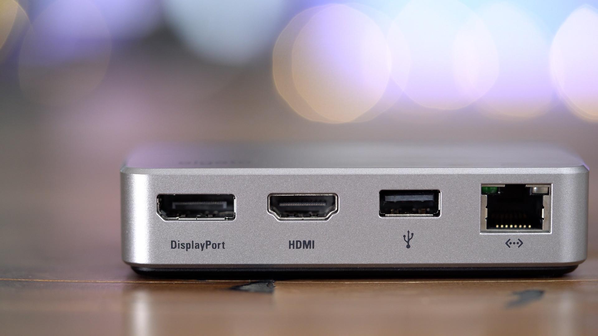 Review: Elgato's Thunderbolt 3 Mini Dock - dual 4K with HDMI