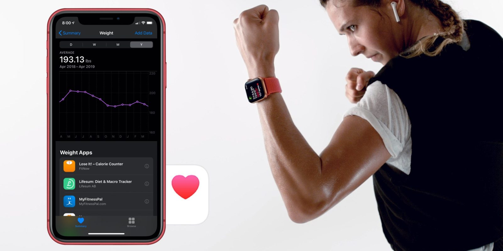 Working out with Apple Watch? These smart scales sync weight with iPhone