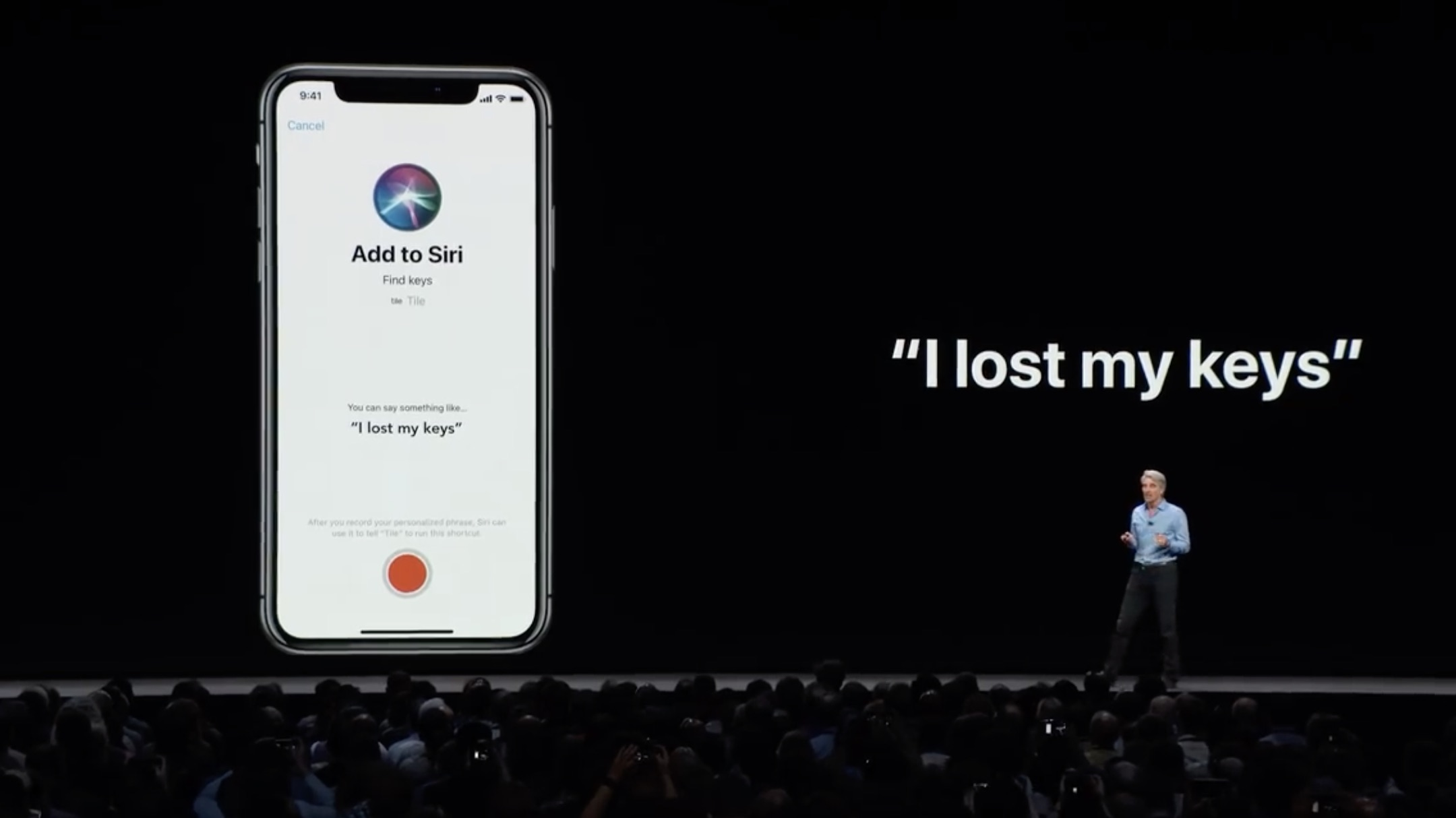 hey siri i lost my keys can now find your missing tile on ios 12
