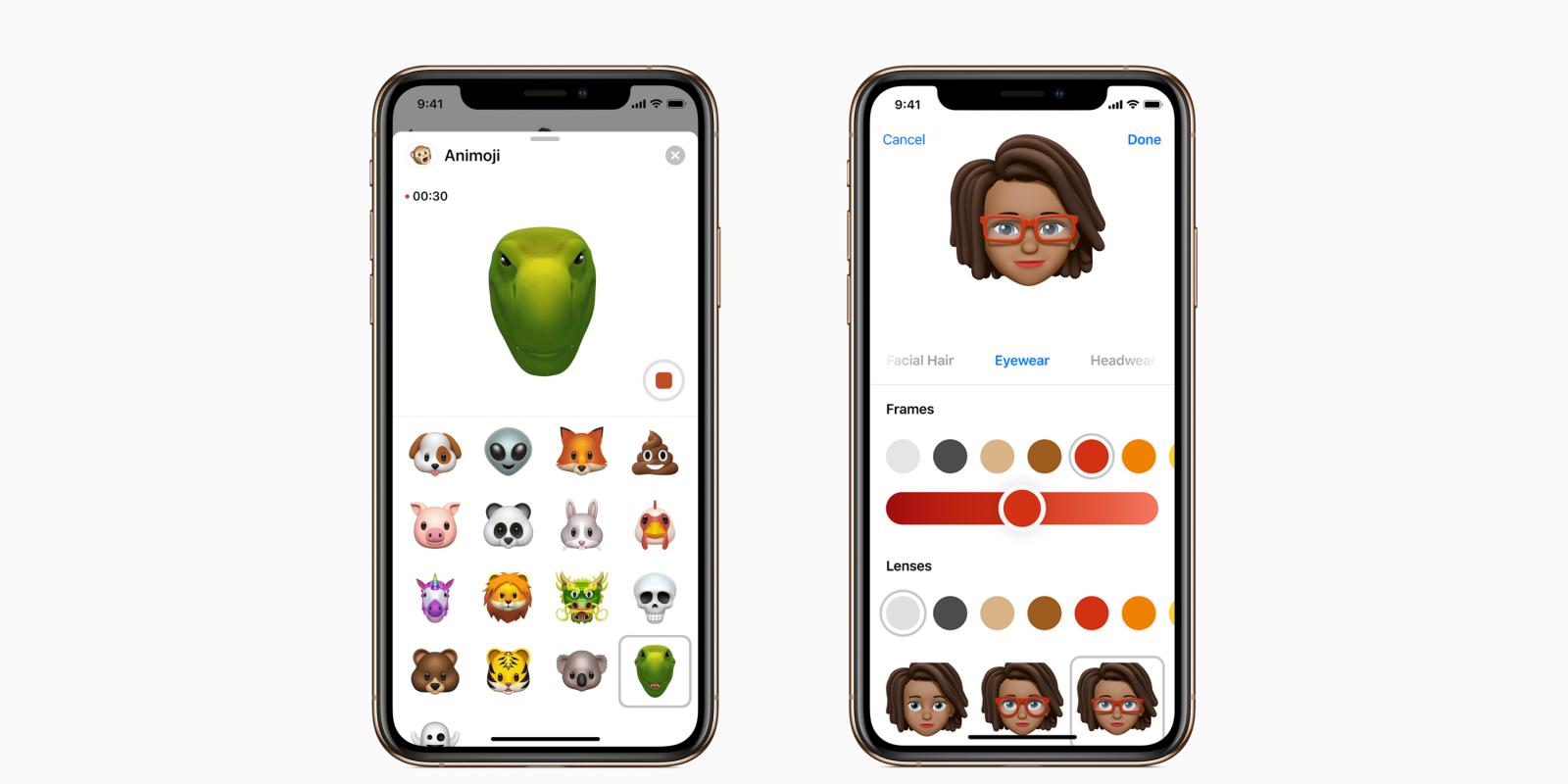 iOS 12.1 suggests iCloud syncing for Memoji coming soon