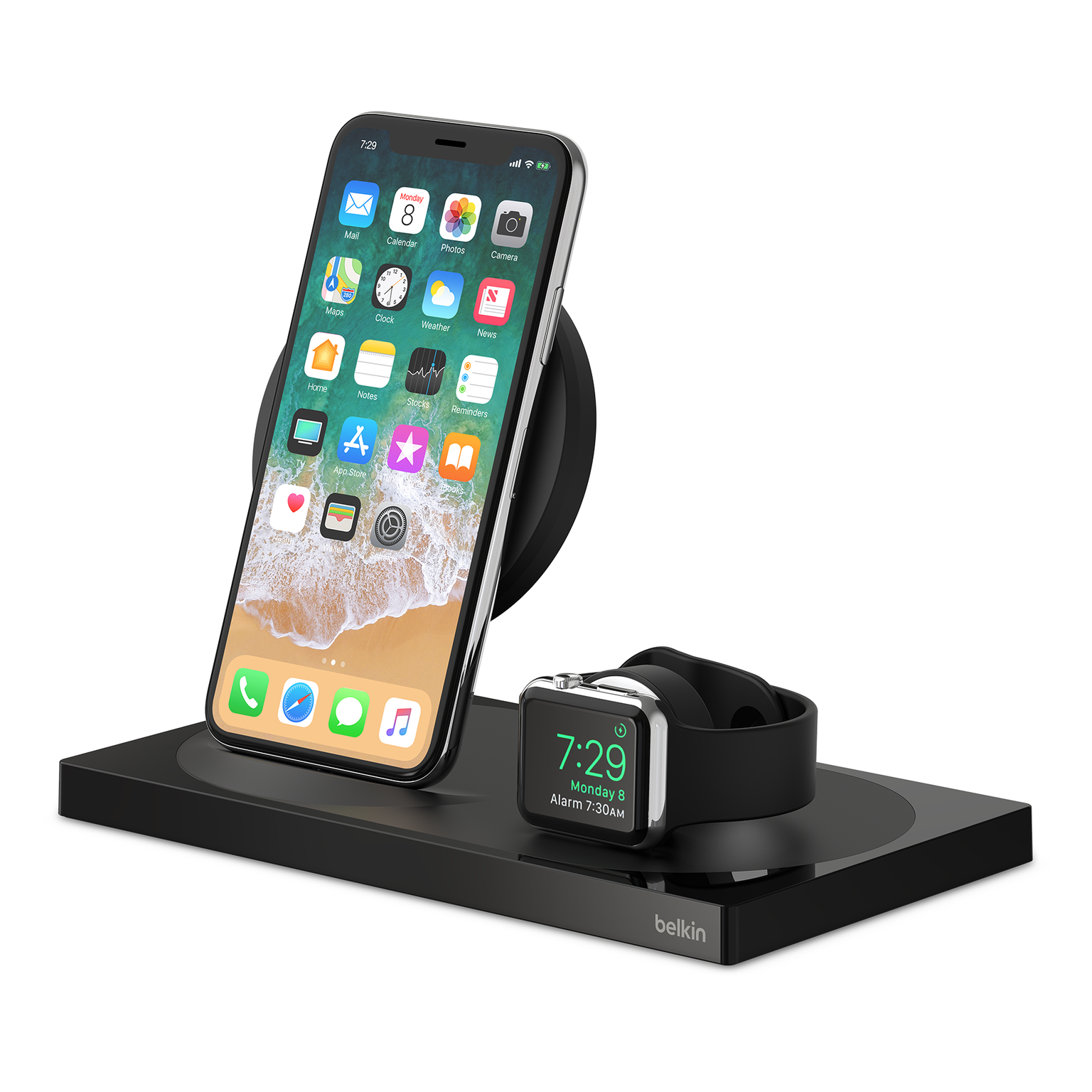 Belkin unveils BOOST UP Wireless Charging Dock for iPhone +