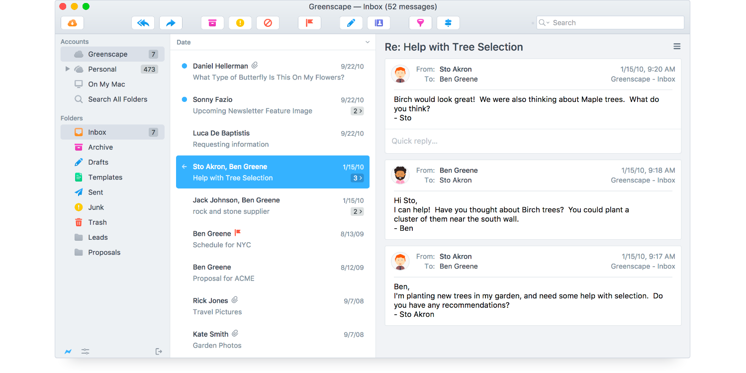 What's the best email app for the Mac? - 9to5Mac