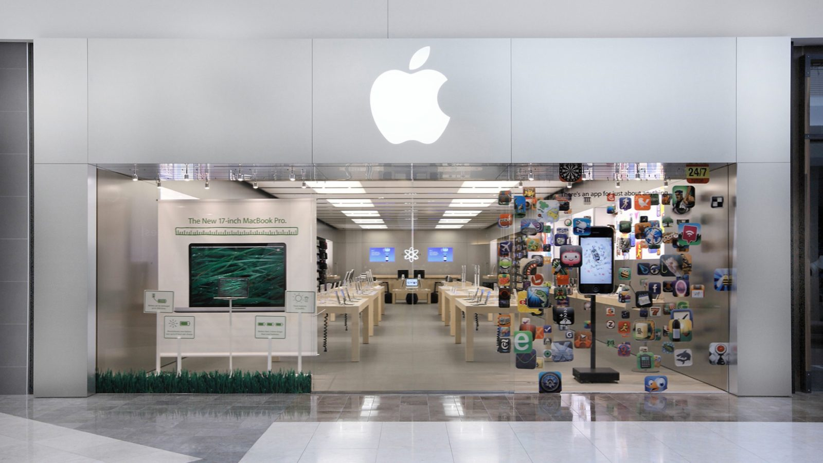 Australia?s second modernized Apple store opening in Robina on September 29th