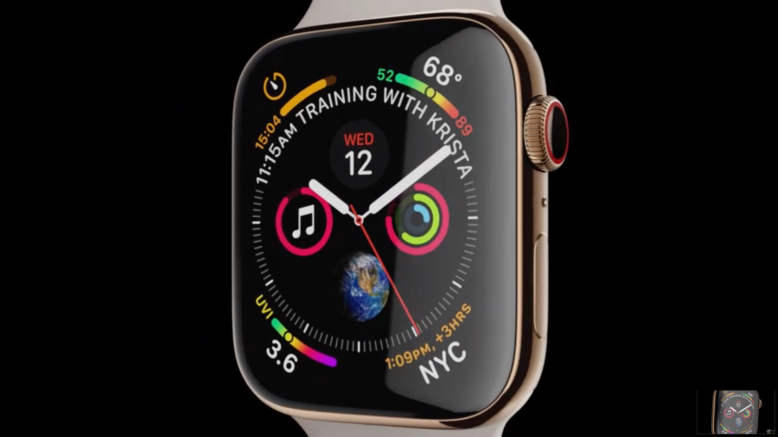 Apple officially announces Apple Watch Series 4 with larger ...