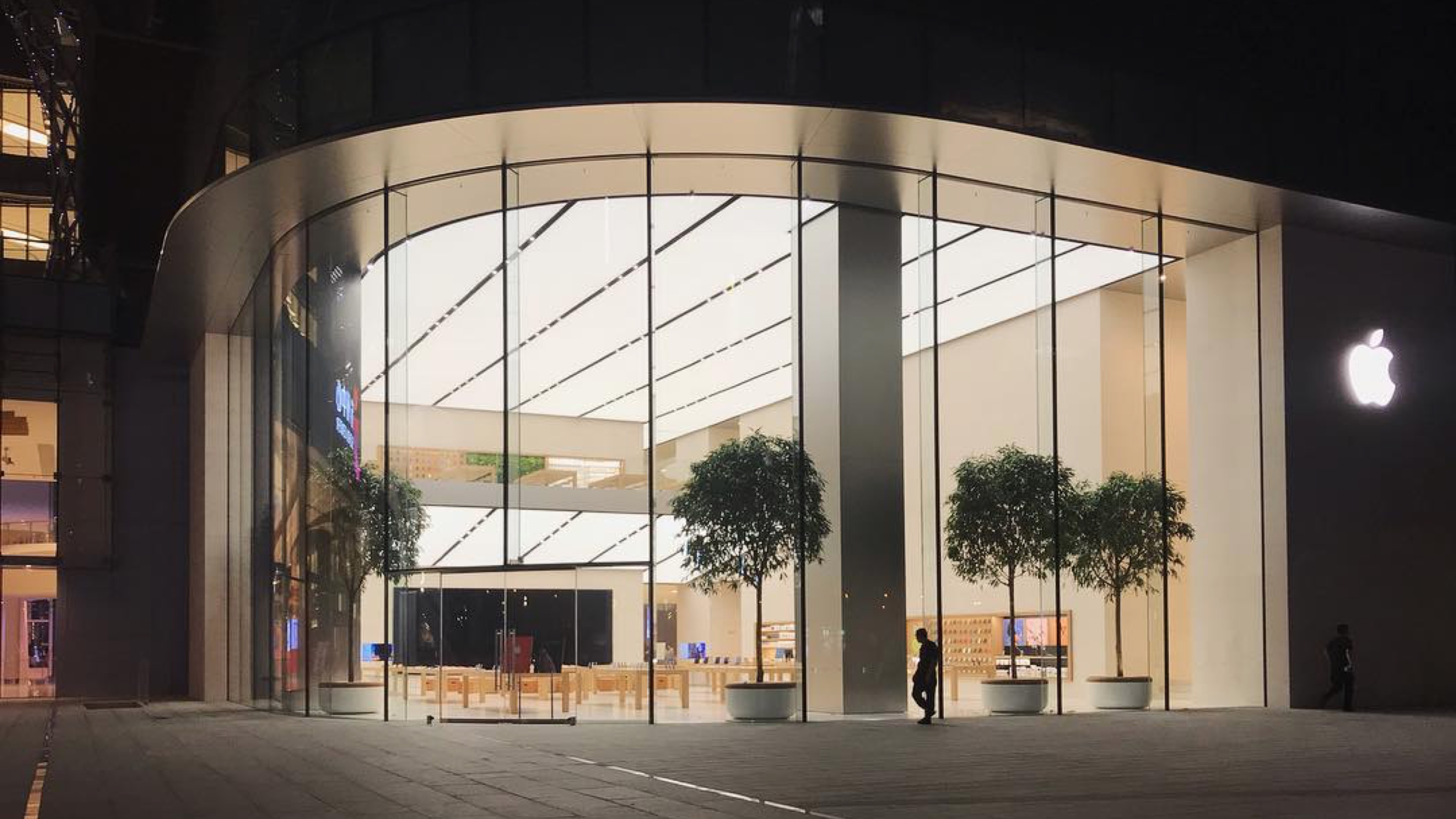 New Suzhou and Eastview Apple stores open to iPhone XS and ...