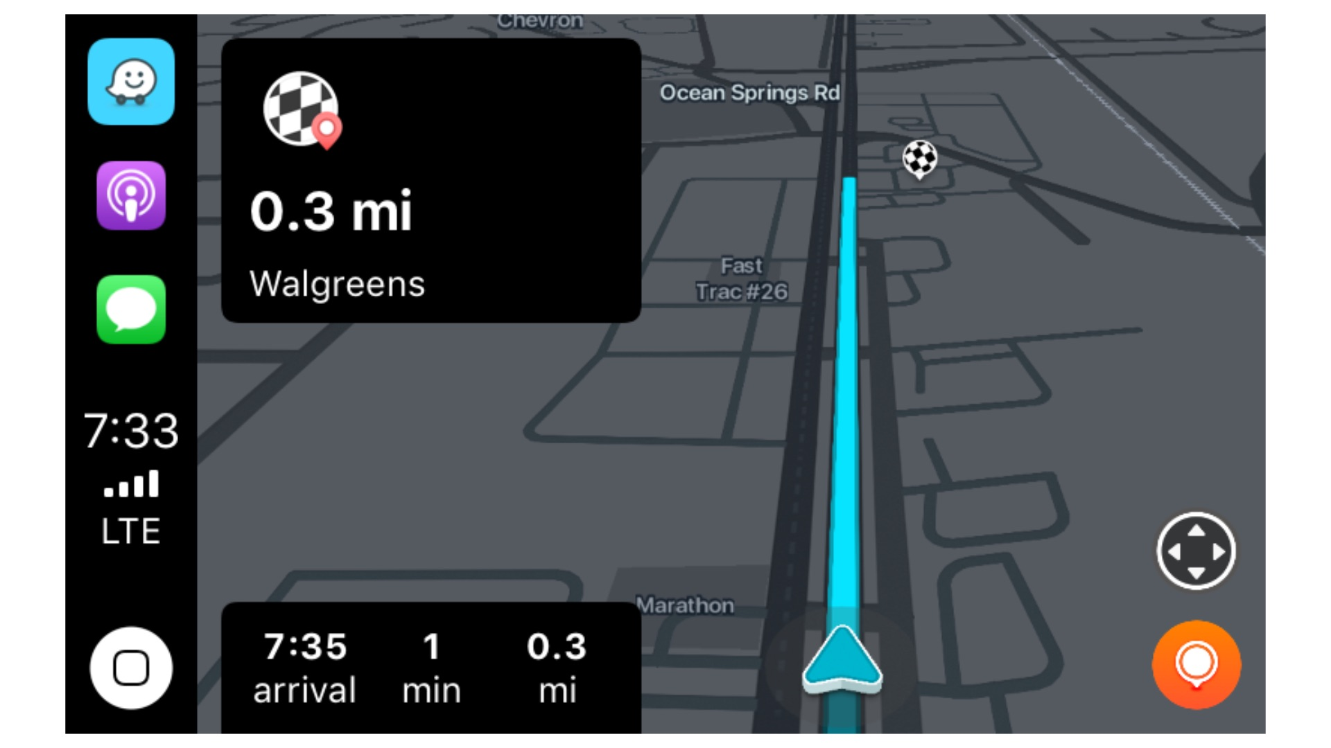 Waze navigation now works with CarPlay - 9to5Mac
