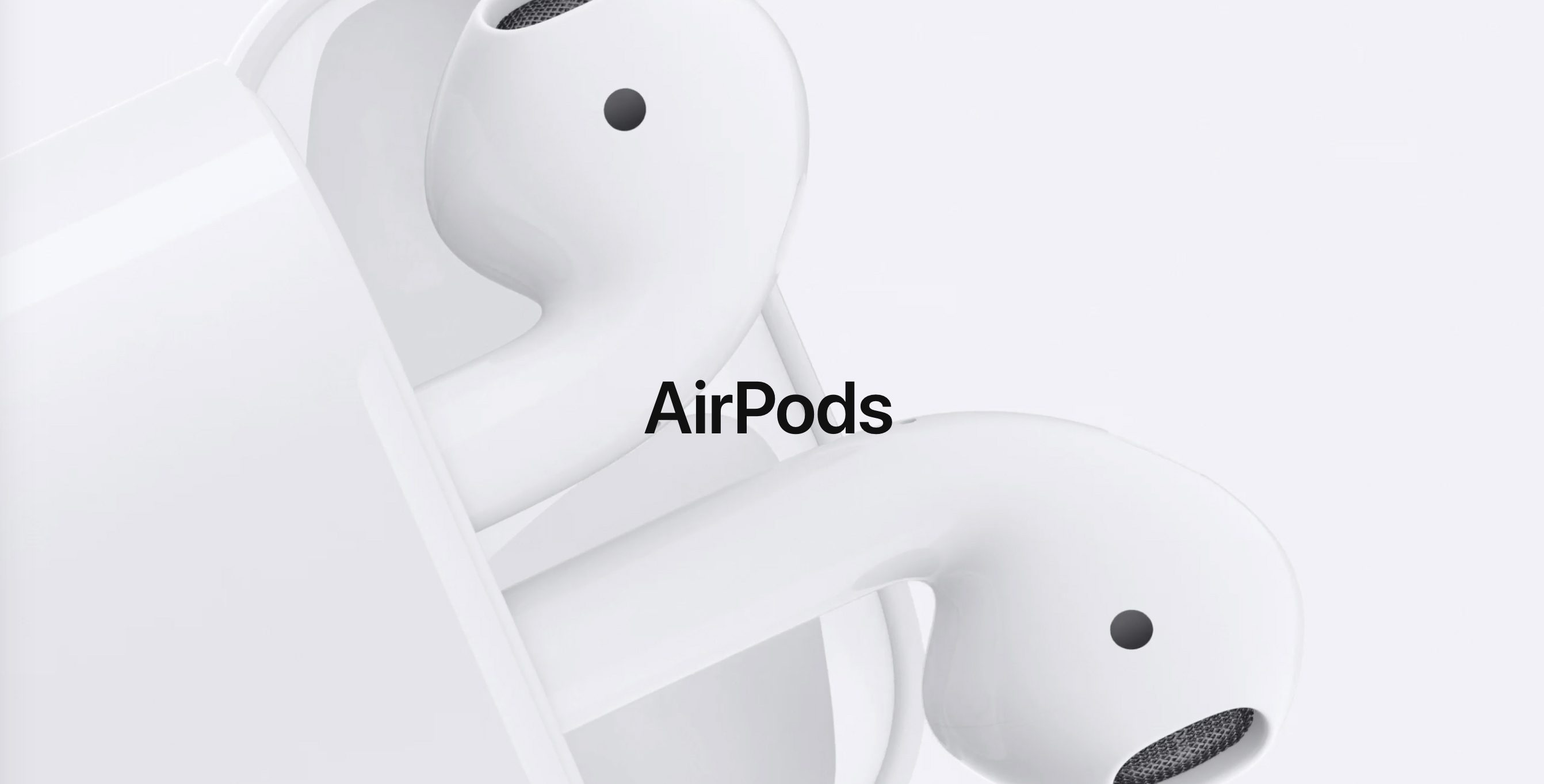 Digitimes: AirPods 2 launching in first half of this year, redesigned to support 'health monitoring' features