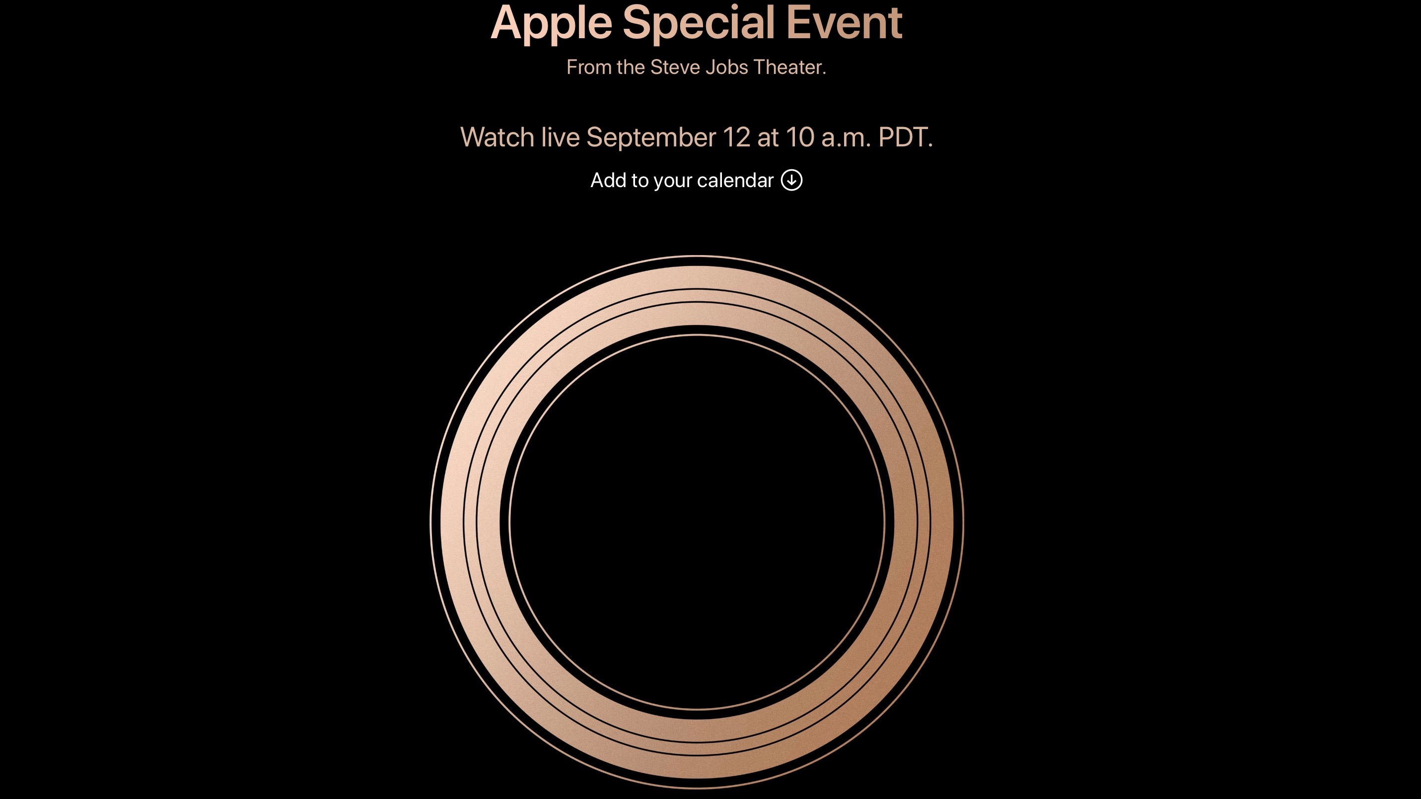 how to stream apple s iphone xs event on iphone mac windows more