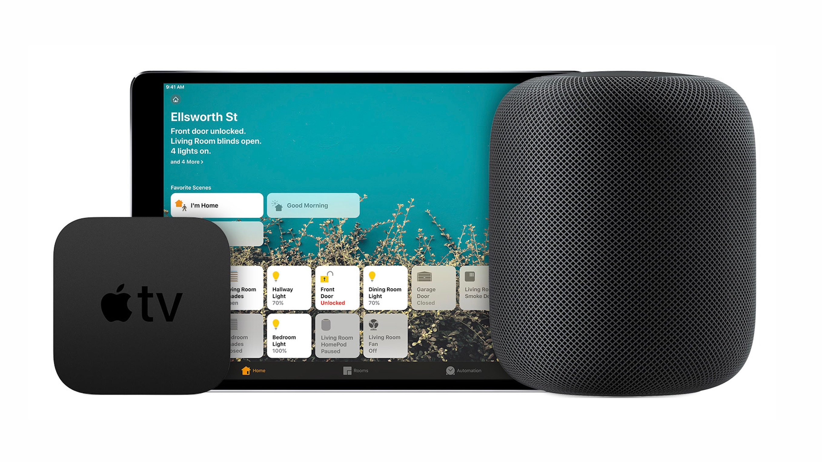 How to set up Apple TV, iPad, and HomePod as HomeKit hubs