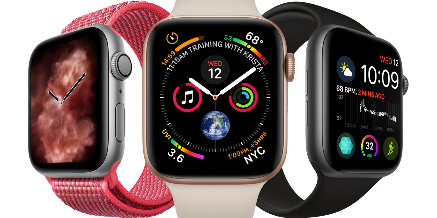 Supply-chain report says Quanta's Apple Watch Series 4 ...