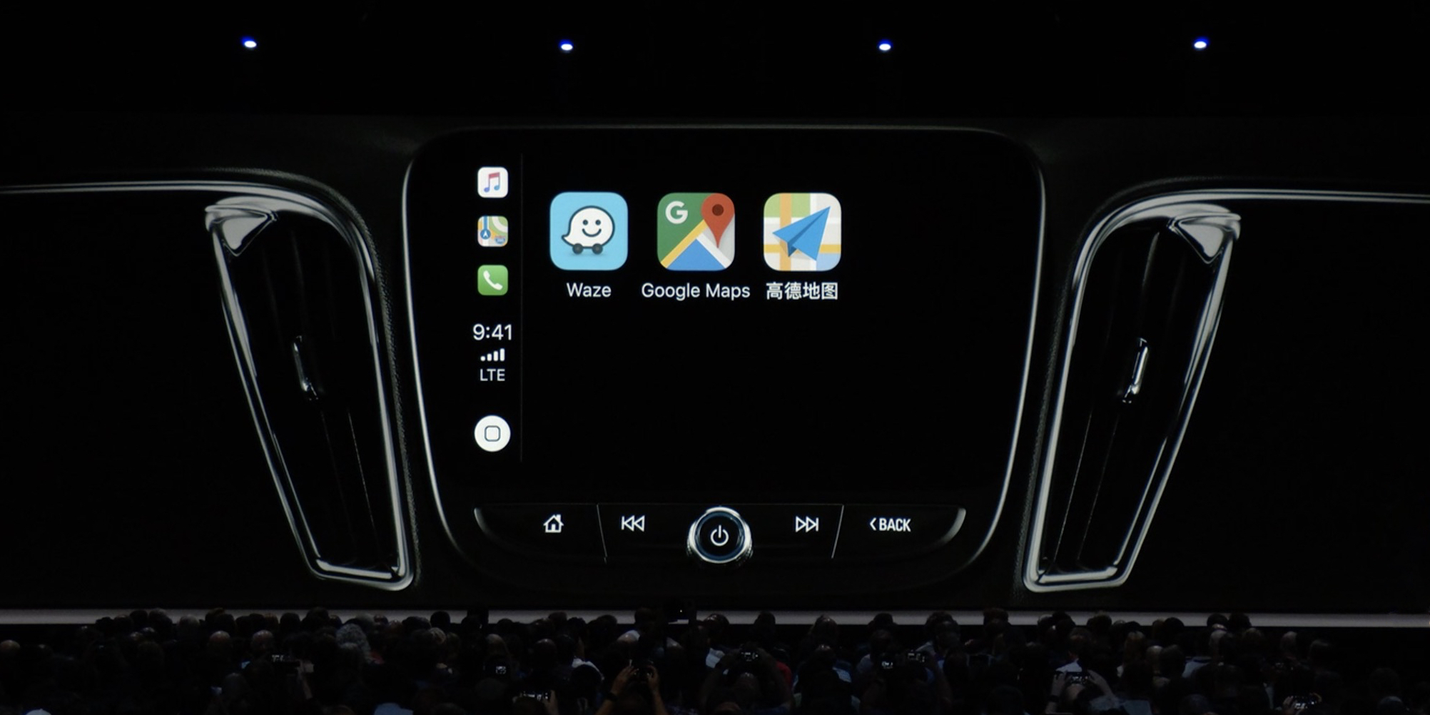 waze beta carplay