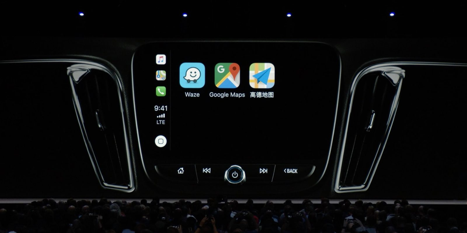 How to replace Apple Maps with Waze on CarPlay - 9to5Mac