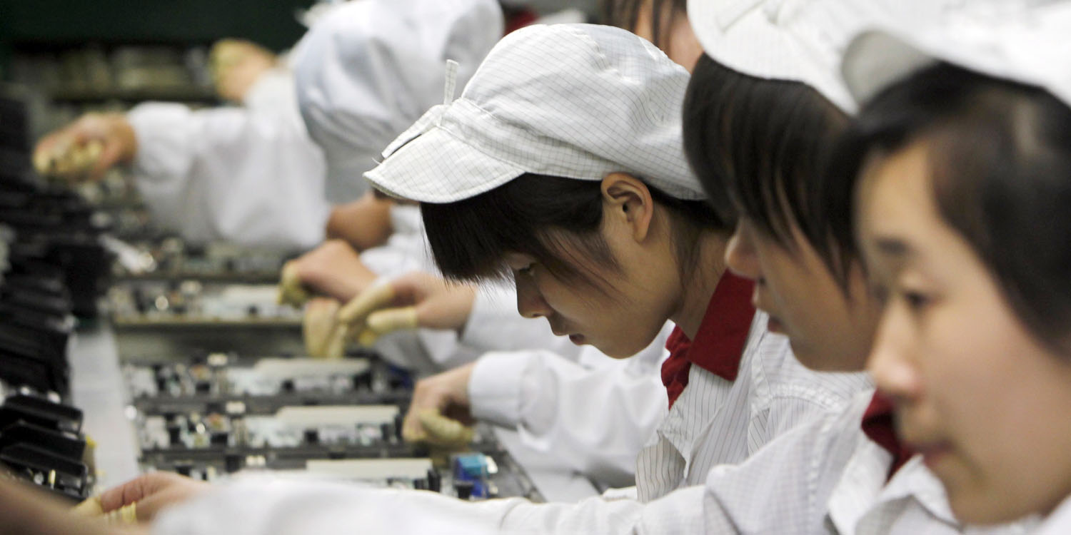 Apple says Foxconn violated Chinese temporary staff rule, as supply chain ramped up iPhone 11 production