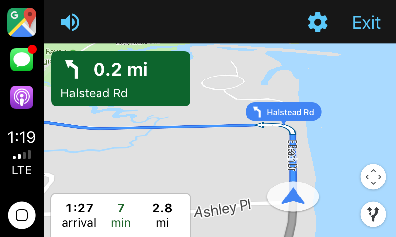 Google Maps for CarPlay in iOS 12 is now available - 9to5Mac