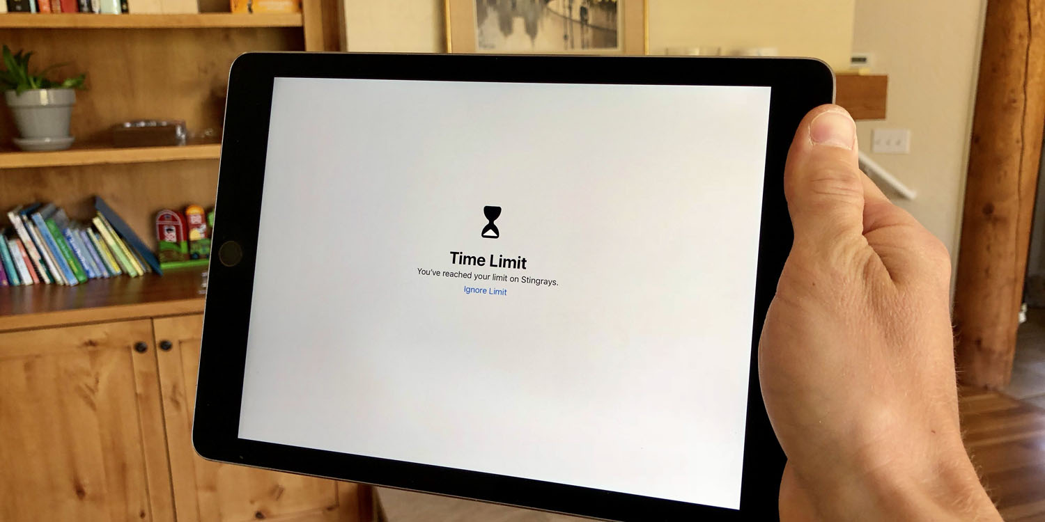 Kids quickly find two workarounds to parent-imposed Screen Time restrictions in iOS 12