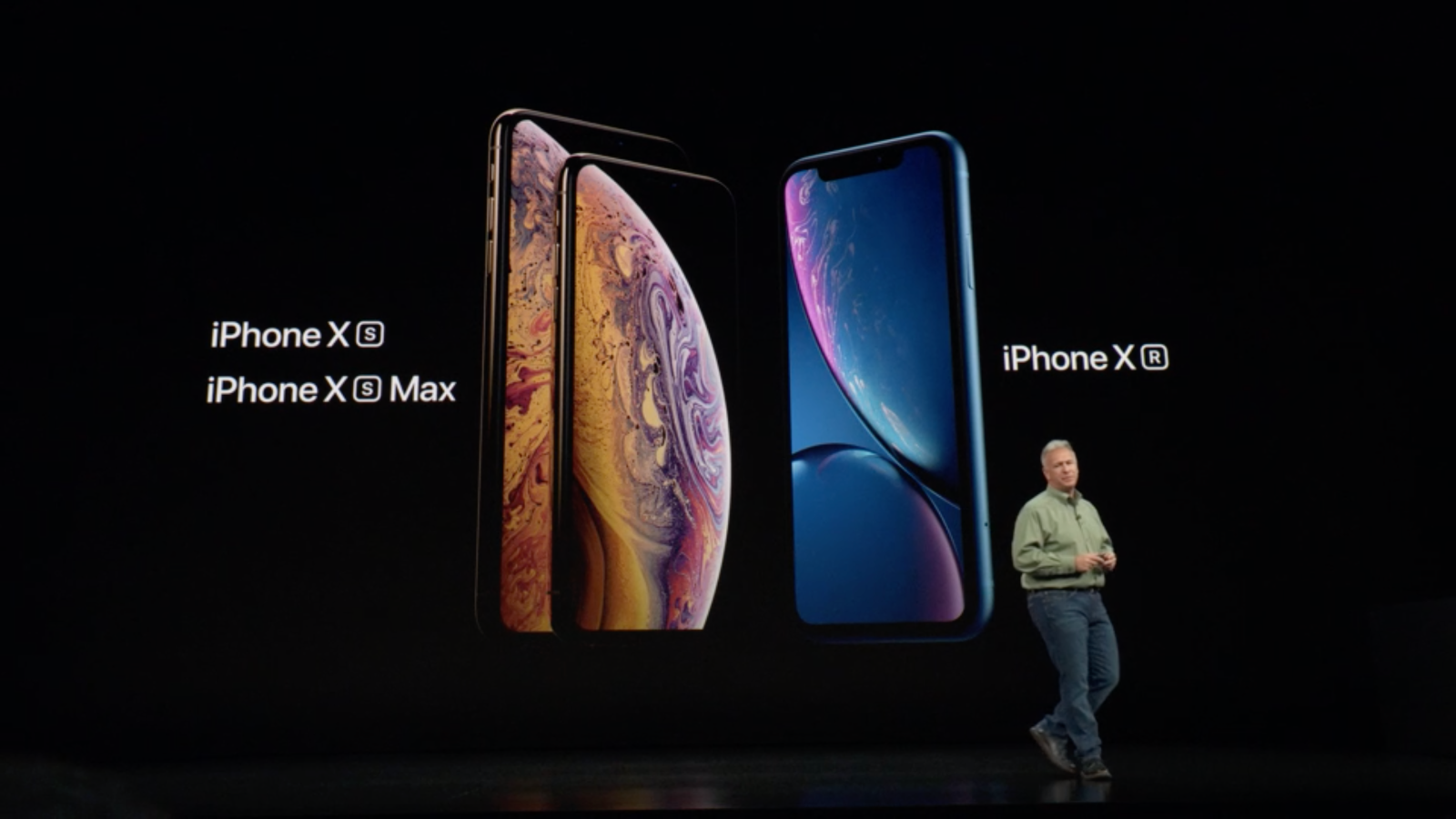 hands on with the iphone xs iphone xs max iphone xr and apple watch series 4 videos