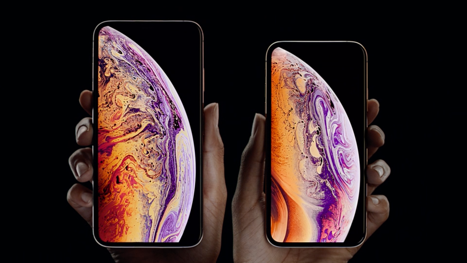 apple suggests iphone xs supports faster wireless charging but details are unclear