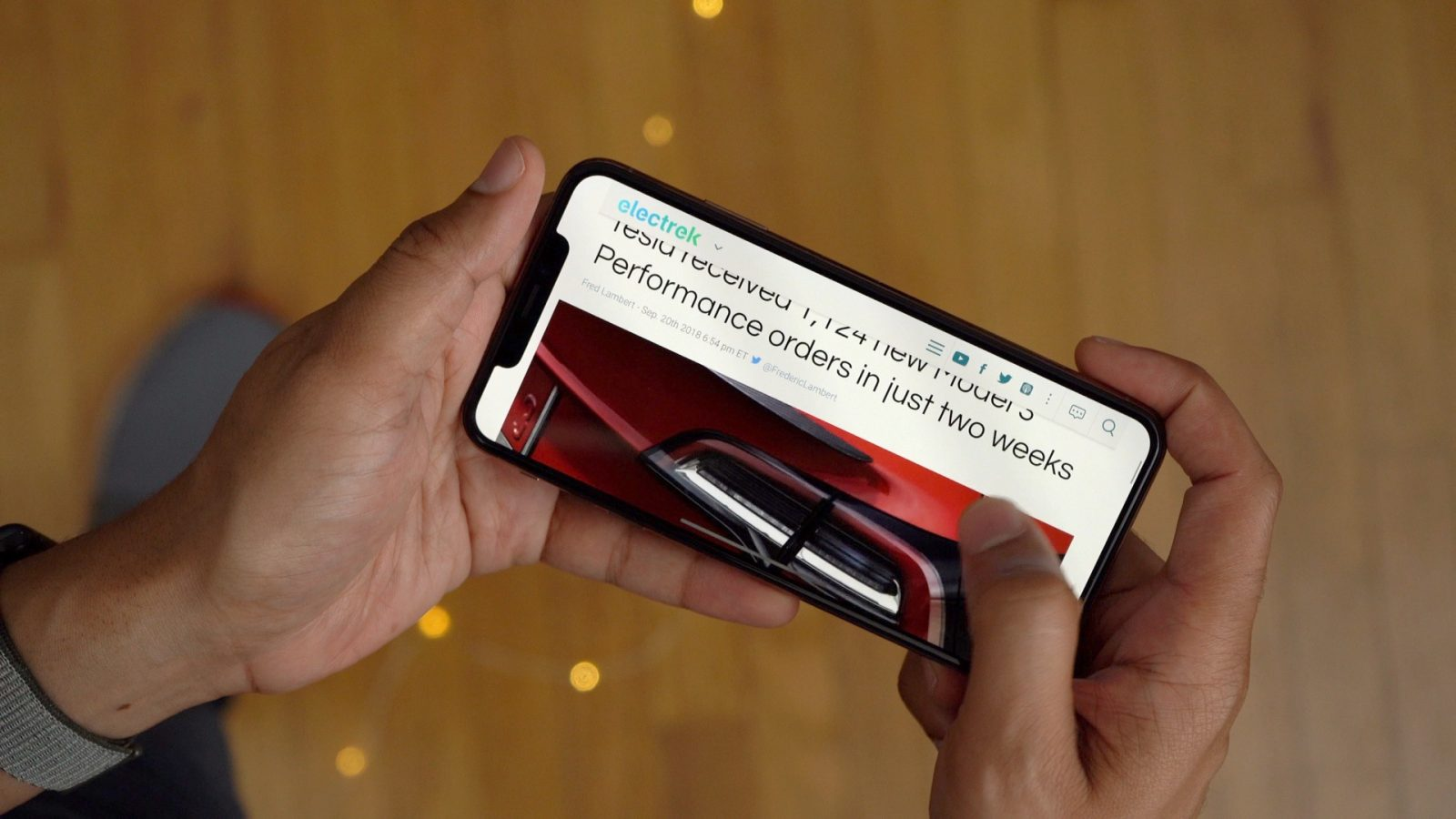 Web Browsing Test Suggests Iphone Xs Max Offer Shorter Battery Car Tester Short Circuit Testing Machine Buy Life Than X
