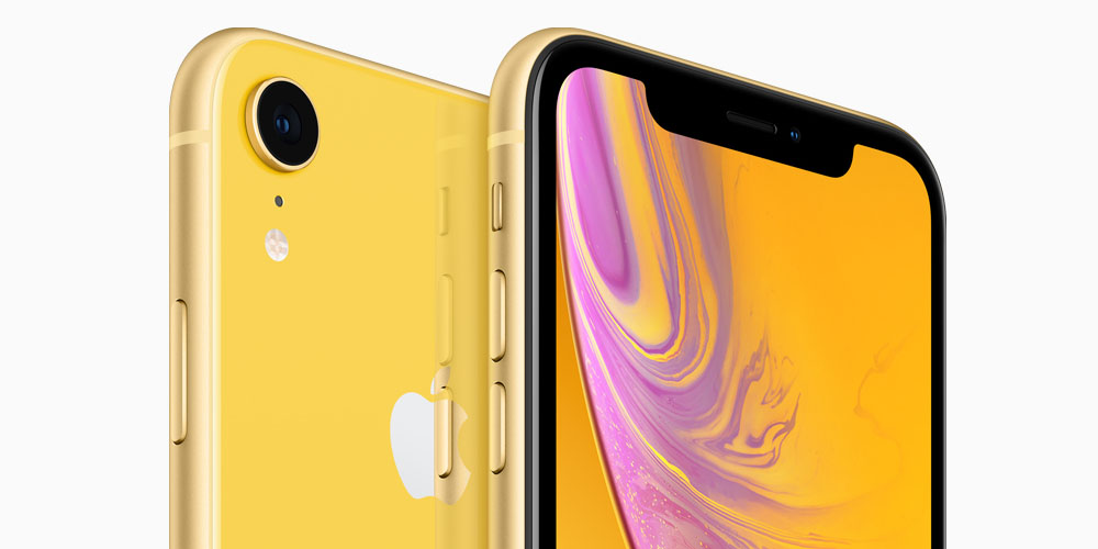 iphone xr delay likely down to notch problems but can only work in apple s favor