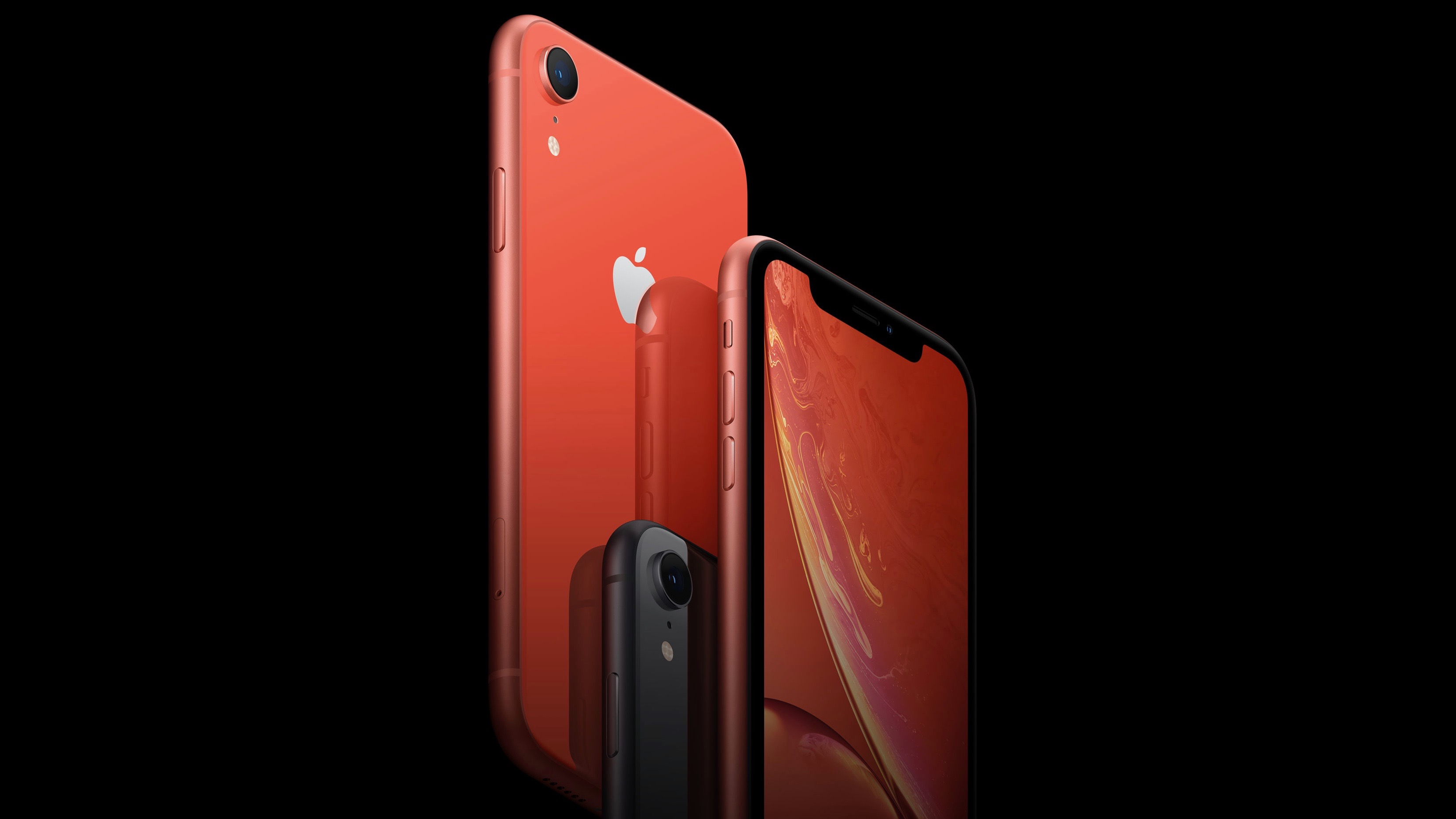 iphone xr includes 12 colorful new wallpapers download them here gallery