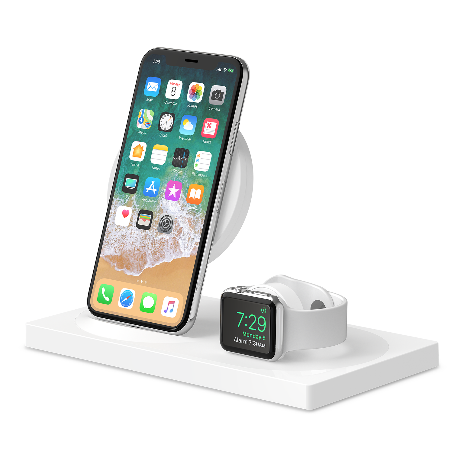 best website 44904 2119f Belkin unveils BOOST UP Wireless Charging Dock for iPhone + Apple ...