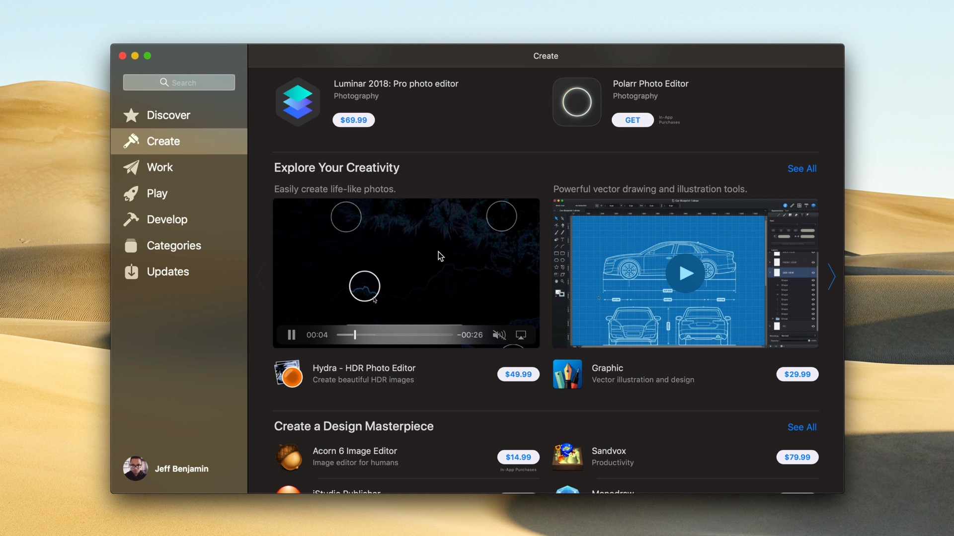 Apple says macOS developers can now release app updates in phases through the Mac App Store