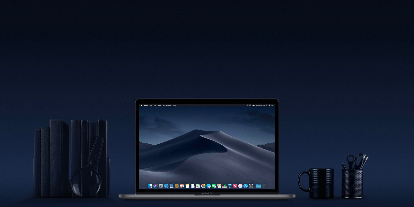 macOS Mojave now available with Dark Mode, News and Home