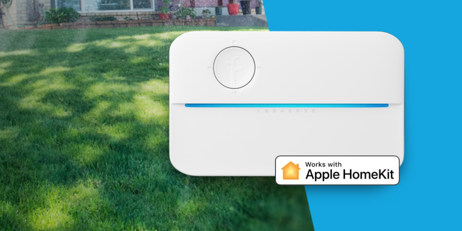 rachio 3 smart sprinkler system adds homekit and siri integration with free software update